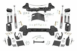 Rough Country 6 Lift Kit fits 1996 2004 Toyota Tacoma N3 Shocks