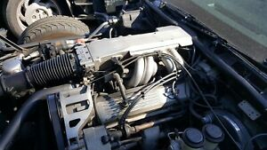 1985 Corvette C4 L98 Engine With Ecm And Wiring 71k Used With Warranty