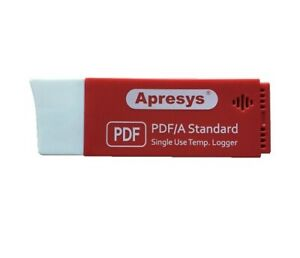 Apresys Pdf D 50 Single use Usb Temperature Data Logger pack Of 10 50 Days