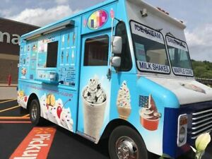 Used 1985 Stepvan Turnkey Soft Serve Ice Cream Truck For Sale In Missouri Grea