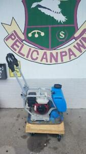 Weber Cf2hd Walk Behind Vibration Plate Compactor local Pickuponly ppj010465