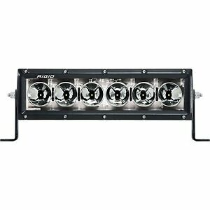Rigid Industries Radiance 10 Led Light Bar With White Backlight 210003