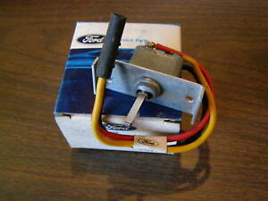 Nos 1964 1965 1966 Ford Mustang Conv Top Switch Falcon