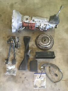 Volvo 164 M410 M4100 Manual Overdrive Type J Transmission Conversion Swap P1800