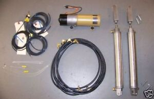 1952 1953 1954 Ford Mercury Convertible Conversion Cylinders Pump Hoses