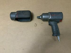 Ingersoll Rand 1 2 Super Duty Titanium Air Impact Wrench Tool 2135timax Boot