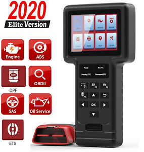 Universal Car Obd2 Scanner Code Reader Fault Engine Light Diagnostic Scan Tool