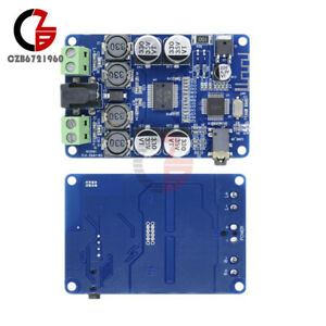 1 2 5pcs 2x25w Tda7492p Bluetooth V2 1 4 0 Audio Receiver Power Amplifier Board