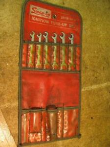 Vintage Snap On Ignition Wrench Set In 2011b it k Kit Pouch