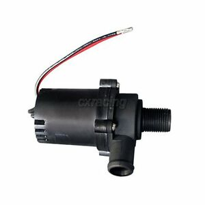 Cxracing 12v Dc Water Coolant Pump For Air To Water Intercooler Supercharger