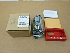 1 Nib Simplex 4904 9180 49049180 V o Assy Red 30 Cd Fire Alarm Strobe 2 Avail