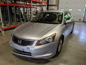 Automatic Transmission Out Of A 2009 Honda Accord 2 4l With 91 231 Miles