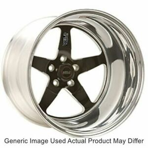 Weld Racing 71mb8080n62a Rt S S71 Forged Wheel 18 X8 Size 5x120mm Bp Each