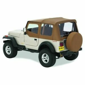 Bestop 51121 37 Replace A Top Clear Windows Spice For 1997 2002 Jeep Wrangler