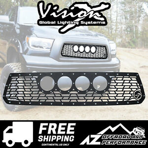 Vision X Light Cannon Vs Grille For 14 17 Toyota Tundra 5361143
