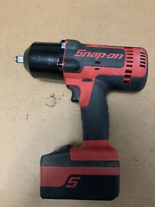 Snap on Ct8850 18v 1 2 Drive Cordless Lithium Impact Wrench Battery