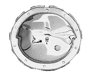 Trans dapt Performance Products 9037 Chrome Complete Differential Cover Kit