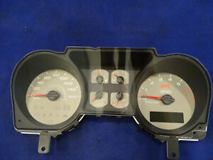 07 2007 Ford Mustang Shelby Gt500 Instrument Cluster Speedometer 35k Oem Used
