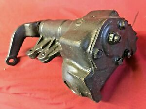 62 Ford Mercury Steering Gear Box Pitman Arm