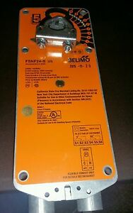 Belimo Fsnf24 s Us Spring Return Actuator New Fast Shipping