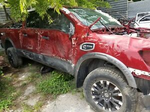 Parting Out 2016 Nissan Titan Xd Pro 4x Cummins Diesel 5 0l Engine transmiss