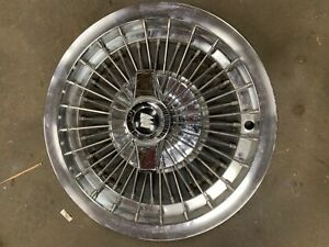 1963 1964 Buick Riviera Special 15 Wire Spoked Spinner Wheel Cover Hub Cap 4