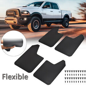 Xukey Mud Flaps Splash Guards Mudguards Mudflaps For Dodge Ram Pickup 1500 3500