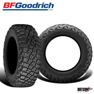 2 X New Bf Goodrich Mud terrian T a Km3 35x12 50r17 10 121q Tires