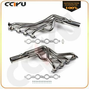 For Chevrolet Camaro 1999 Pontiac Stainless Steel Manifold Header Exhaust