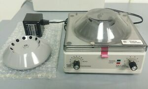 Fisher Scientific costar Model V Bench Microcentrifuge with 2 Rotors And Psu