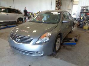 2009 Nissan Altima Engine 2 5l W Hybrid Vin C 4th Digit Qr25de 09 H18e041