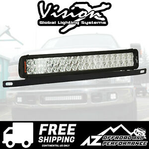 Vision X Vspec Upgrade Bumper Light Kit For 08 10 Ford Superduty 9891842
