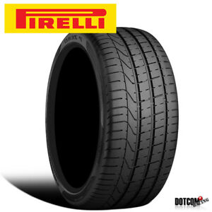 1 X New Pirelli Pzero 295 30zr20 101y N0 Xl Tires