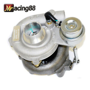 New Brand Turbo Charger Gt15 T15 Motorcycle Atv Bike Small Engine 2 4 Cyln