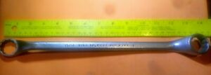 Plomb Tools Double Offset Box Wrench Sae 1 X 15 16 Very Rare Vintage Mint