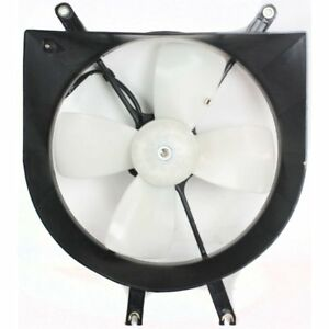 Ho3115102 Radiator Fan Assembly Fits Honda Civic Del Sol 1992 1998
