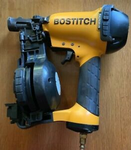 Bostitch Rn 46 1 Industrial Coil fed Pneumatic Roofing Nailer 3 4 To 1 3 4