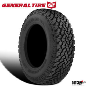 1 X New General Grabber At2 215 75r15 100s All terrain Light Truck Tire
