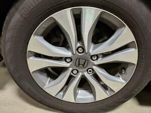 2015 Honda Accord Alloy Wheel 16x7 free Shipping tire Not Included