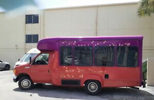 2006 20 Ford E350 Mobile Boutique Fashion Truck For W Ac And Generator For S