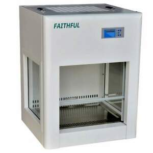 New Mini Led Vertica Air Supply Bench Laminar Flow Cabinet Free Shipping In Usa