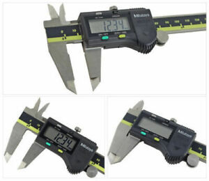 New Mitutoyo Caliper 500 196 20 30 150mm Absolute Digital Digimatic Vernier