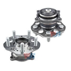 Wjb 2 Rear Wheel Hub Bearing Assembly Fit Honda Odyssey Touring Ex Lx Se 11 16