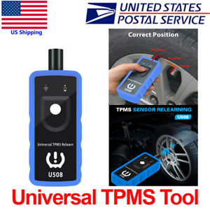Universal Tpms Reset Relearn Tool El50448 For 2019 Cars Motorcycles Gm Ford Benz