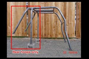 Early Ford Bronco Custom Roll Bar 66 77 Style 1966 1977 Unwelded 4 Point