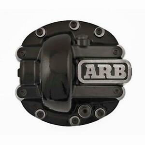 Arb 4x4 Accessories Dana 30 Iron Black Cover 0750002b