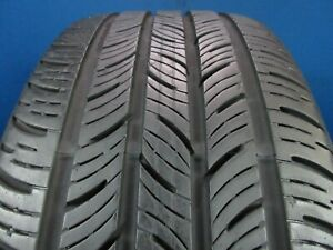Used Continental Contiprocontact 215 45 17 7 8 32 Tread 1463c