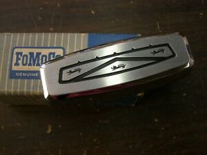Nos Oem Ford 1965 1966 Galaxie Station Wagon Tailgate Handle Country Squire