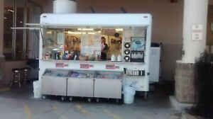 2010 8 X 12 Waymatic Custom Built Concession Trailer For Sale In Connecticut