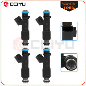 4 Fuel Injectors For 2008 2007 Suzuki Forenza 2 0l 96493843 High Quality